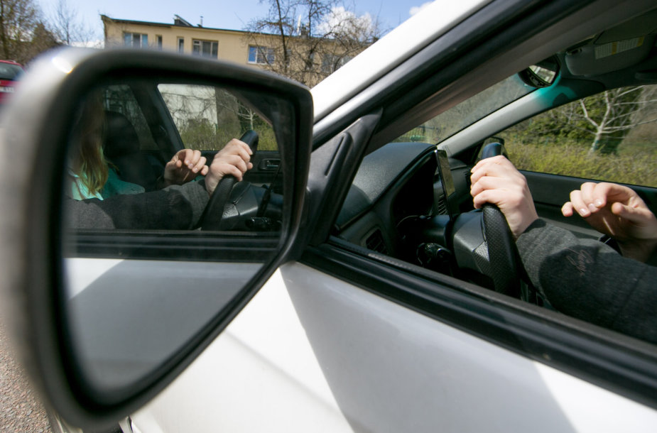 Vairuotojas