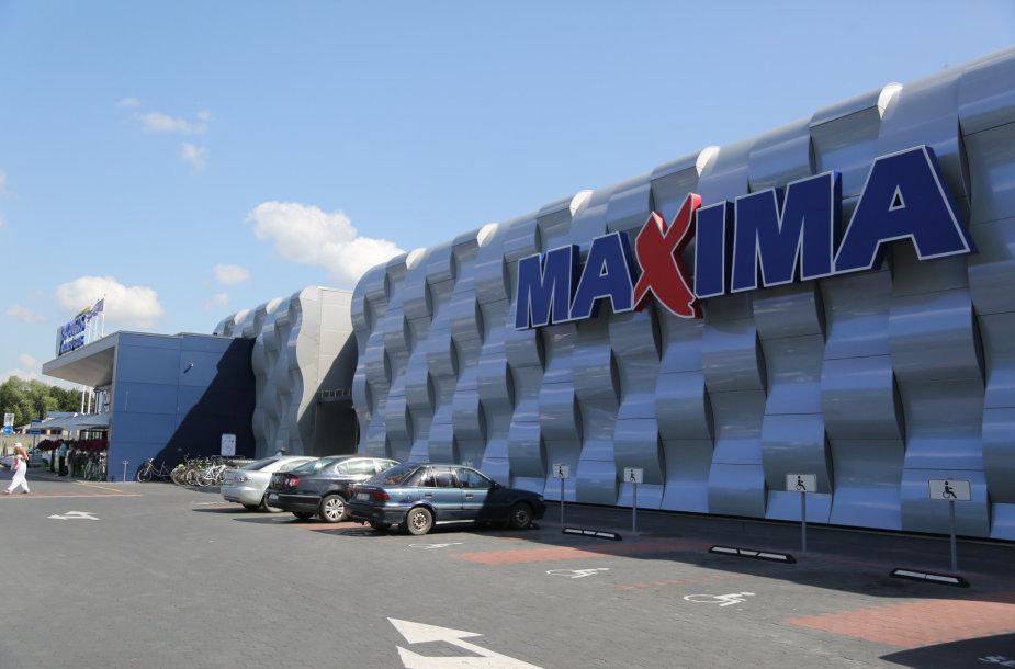 """""""Maxima"""" prekybos centras"""