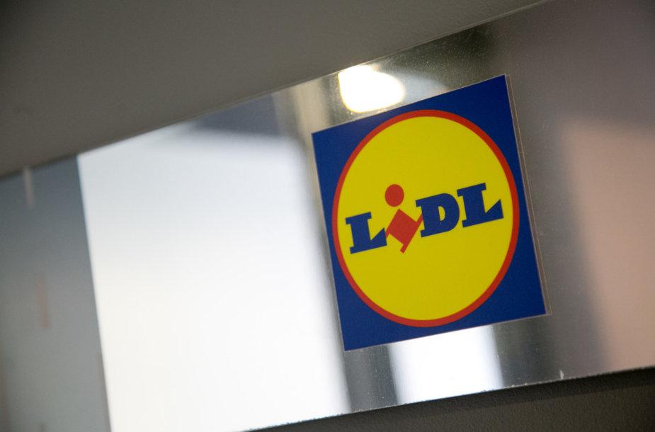 """Lidl"" logotipas"