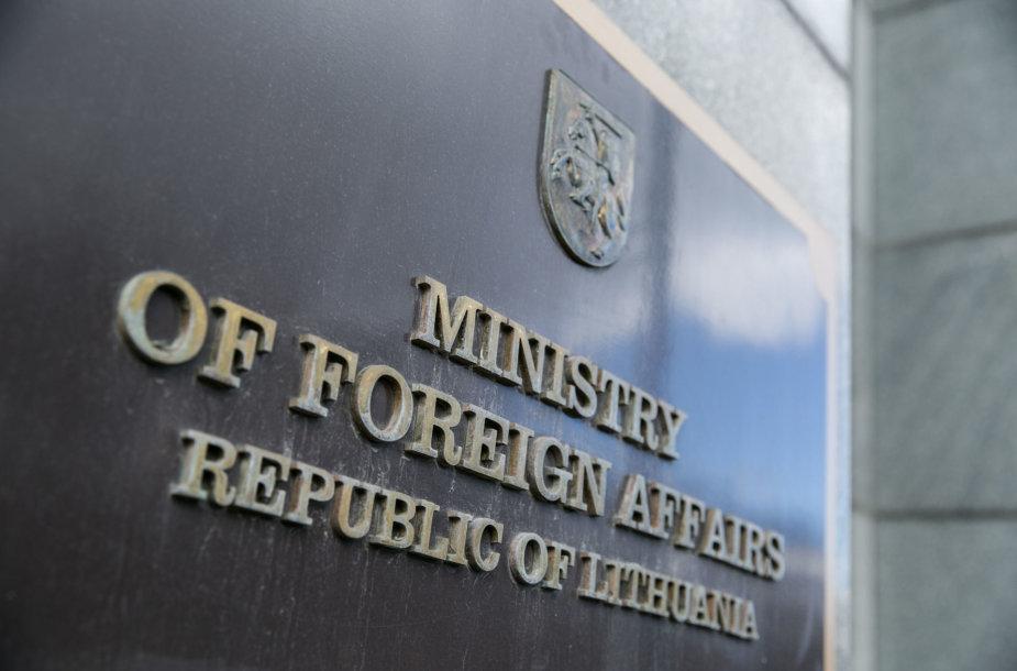Lietuvos užsienio reikalų ministerija