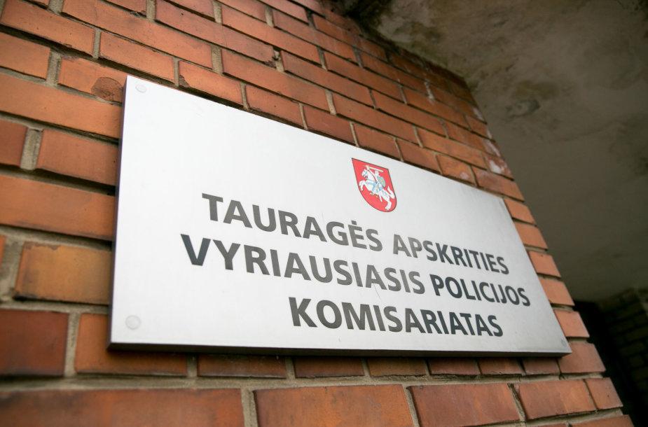 Tauragės apskrities vyriausias policijos komisariatas