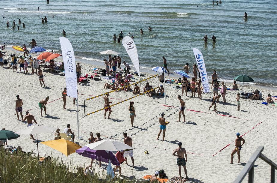 Paplūdymio tinklinio čempionatas