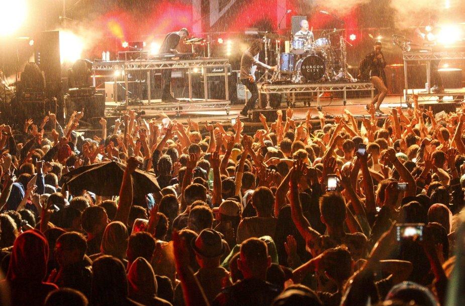 """Gorgon City"" koncertas ""Galapaguose"""