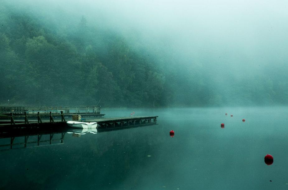 Žalieji ežerai