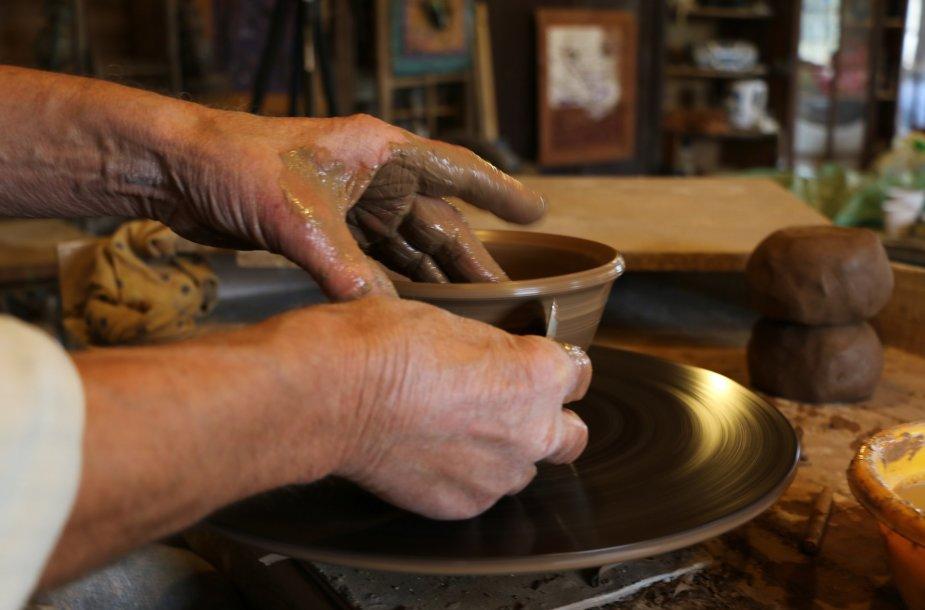 Dubens žiedimas – kruopštumo reikalaujantis procesas