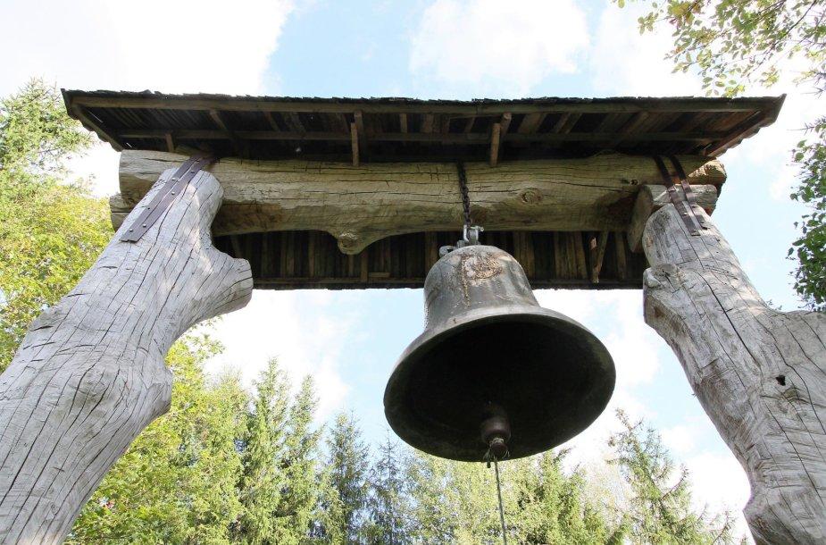 Kelionės kultūros keliais - kastinys ir akmenys Salantuose