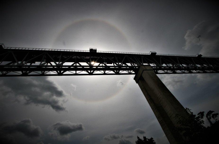 Lyduvėnų tiltas nuo šiol bus labiau prieinamas smalsuoliams