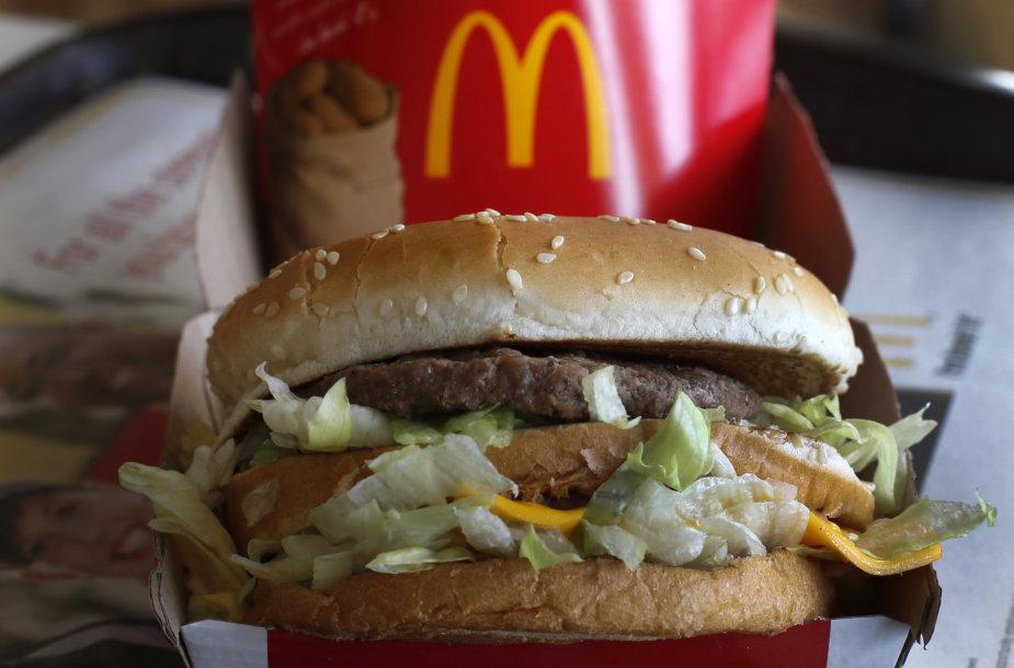 """Big Mac"" sumuštinis"