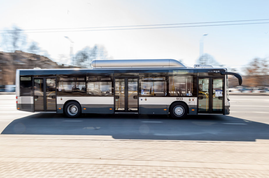 VVT autobusas