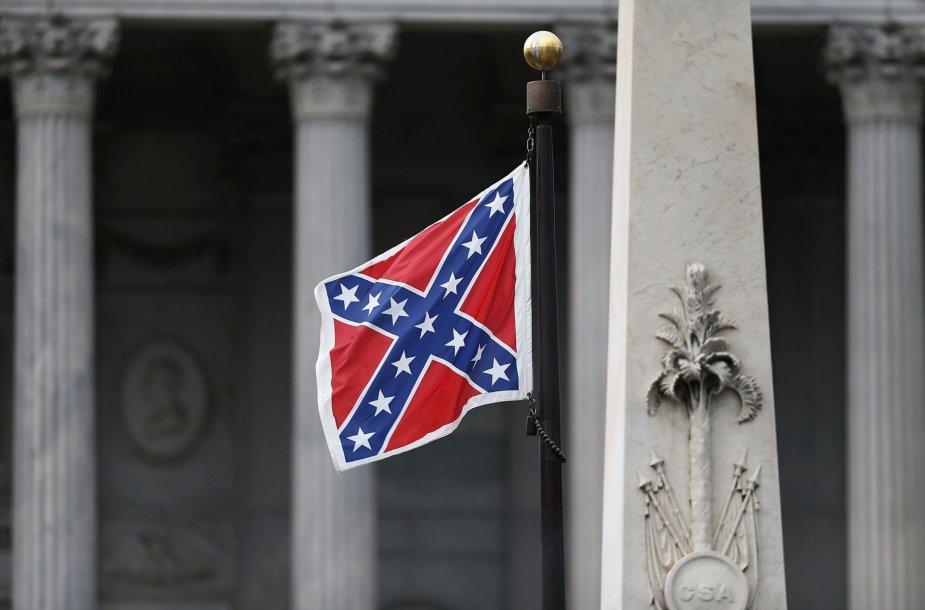 Konfederatų vėliava