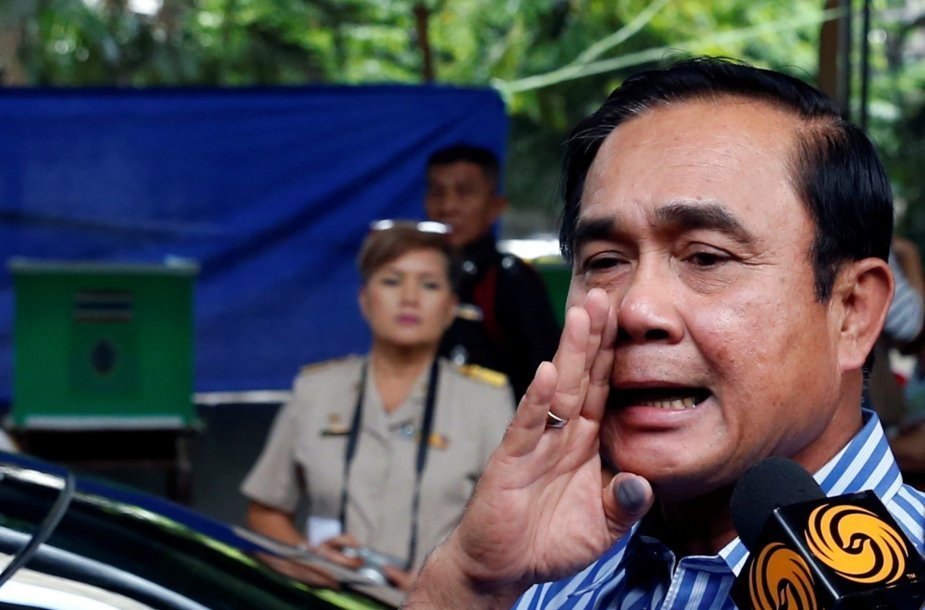 Prayuthas Chan-ocha