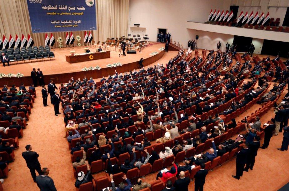 Irako parlamentas