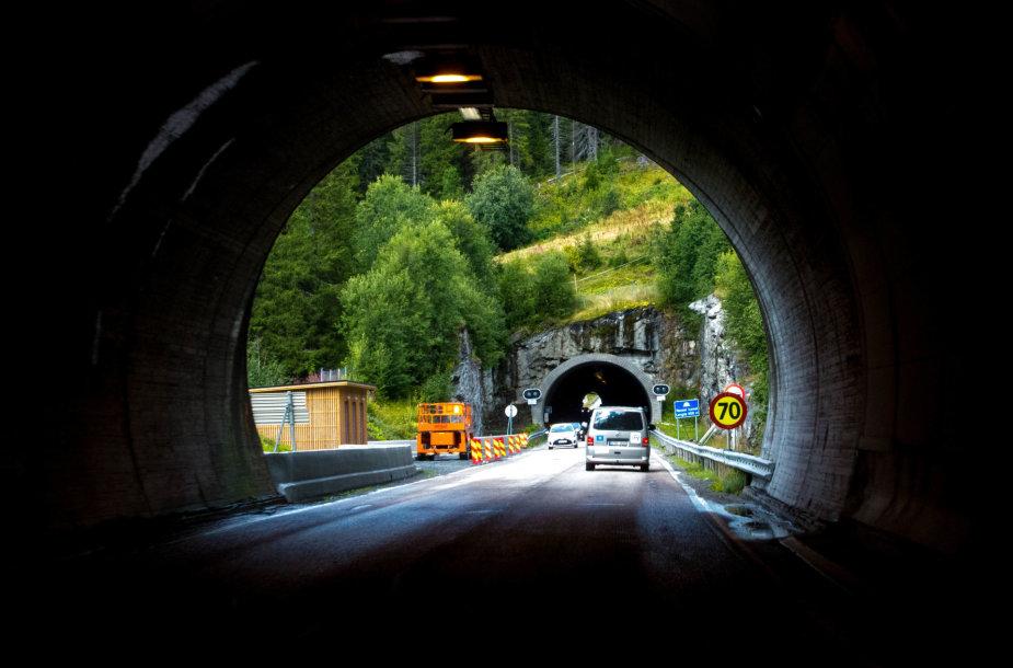 Norvegijos tuneliai