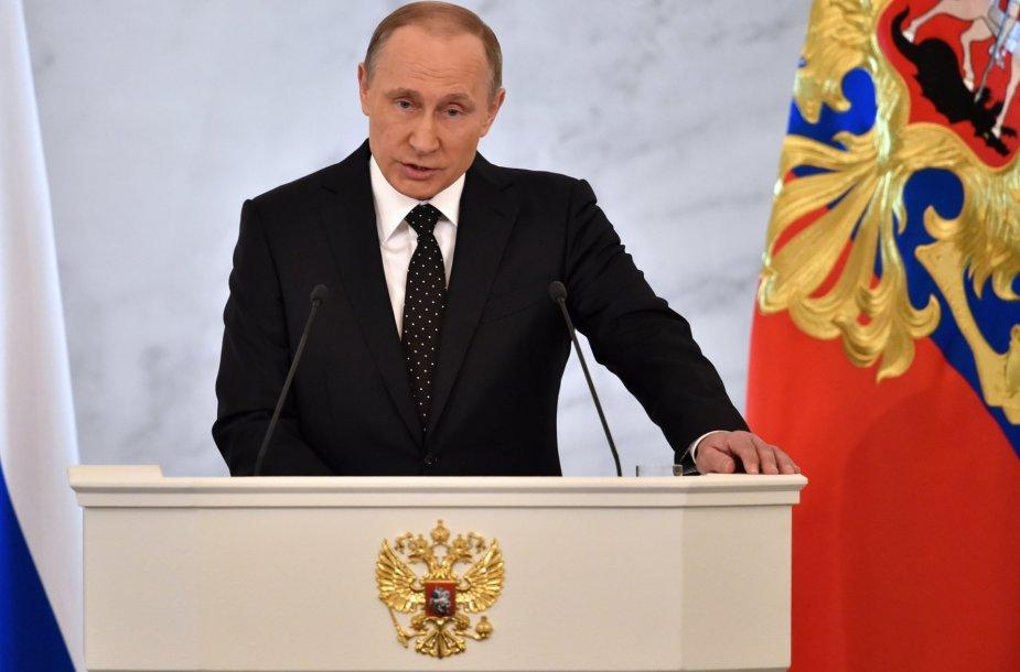 Vladimiro Putino kalba