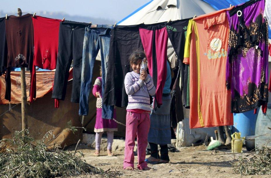 Pabėgėliai iš Sirijos Turkijoje