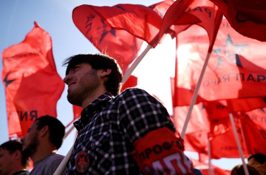 Jaunieji Rusijos komunistai