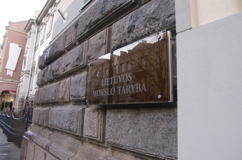 Lietuvos mokslo taryba
