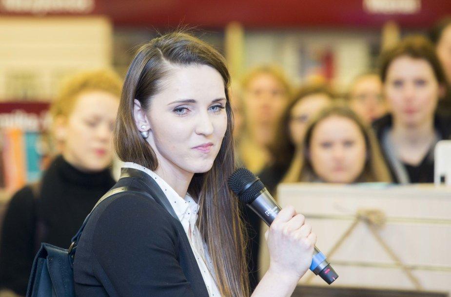 Jovita Galeckaitė