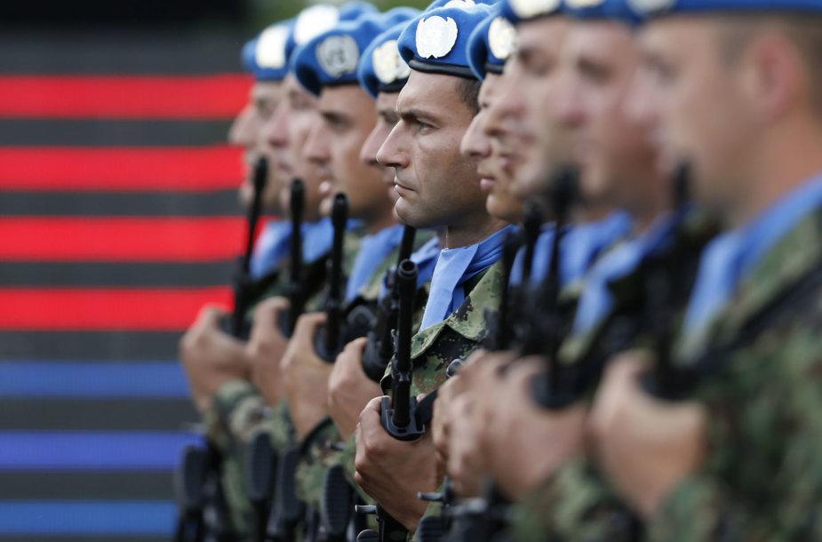 Serbijos pajėgos