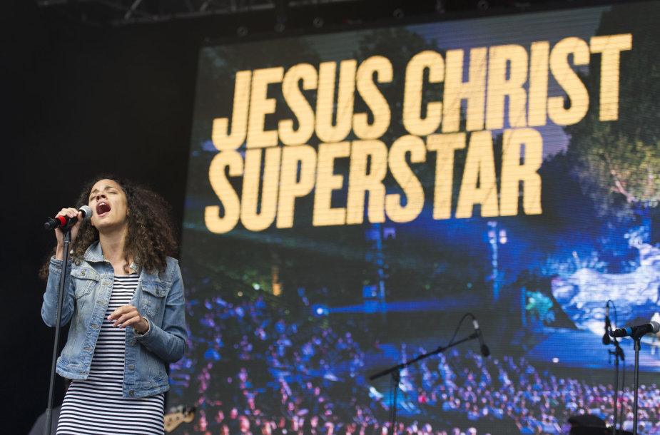 """Roko opera """"Jėzus Kristus superžvaigždė"""""""