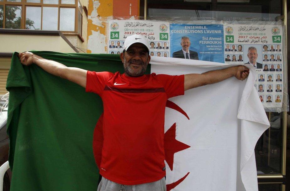 Protestas Alžyre