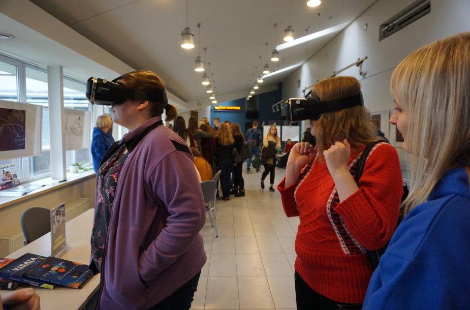 Informacinių technologijų diena Klaipėdos I.Simonaitytės viešojoje bibliotekoje