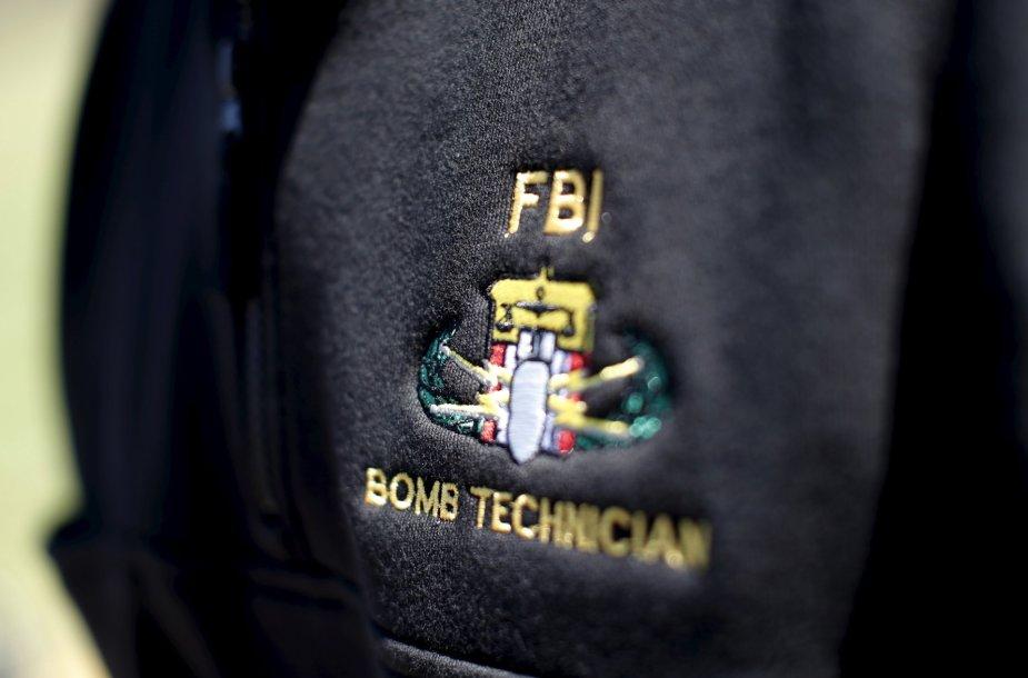 FTB organizuoti mokymai apie savadarbius sprogmenis