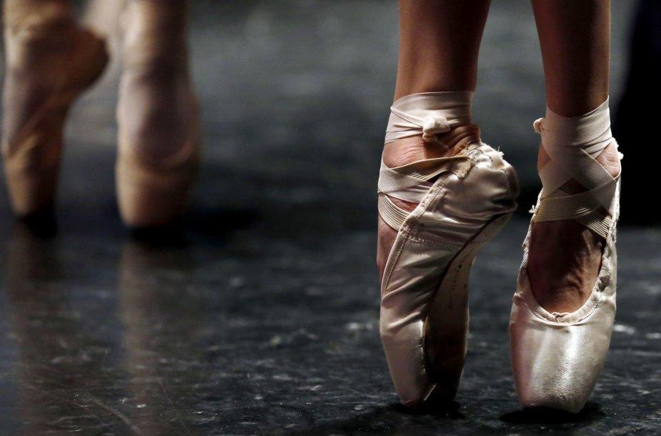 Talentingiausių jaunųjų baleto šokėjų atranka Čikagoje