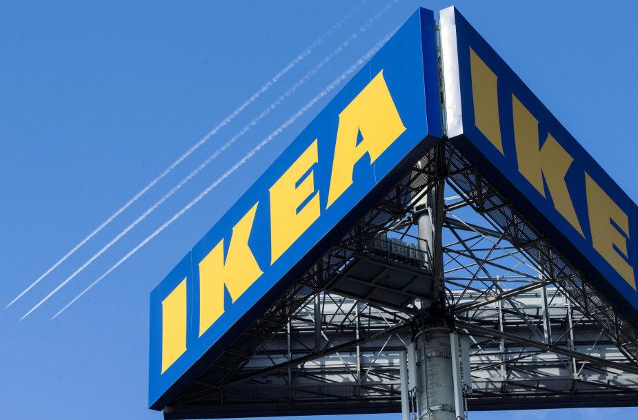 IKEA parduotuvė