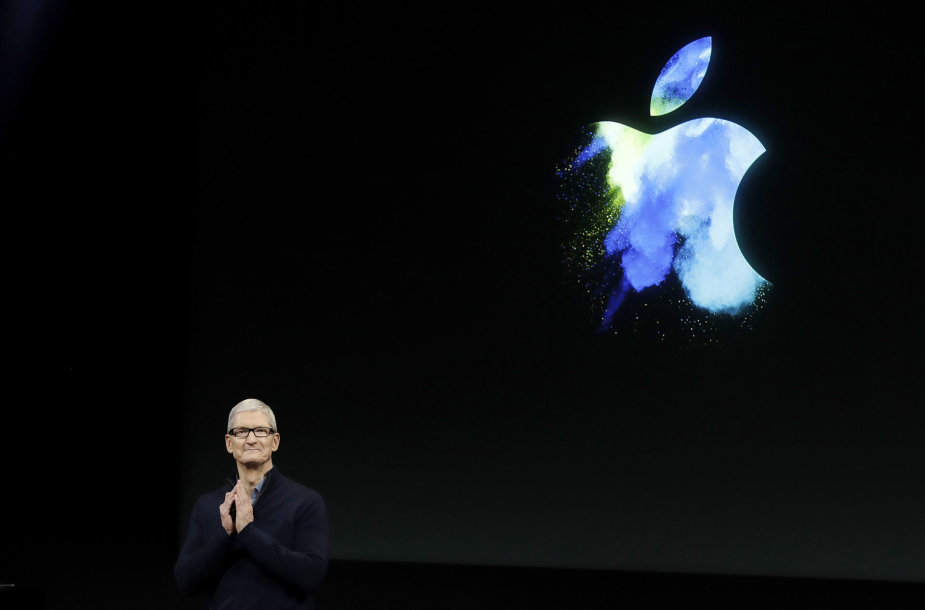 """""""Apple"""" naujovių pristatymas"""