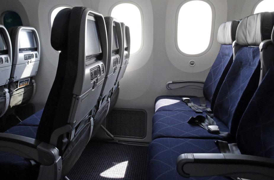 Lėktuve