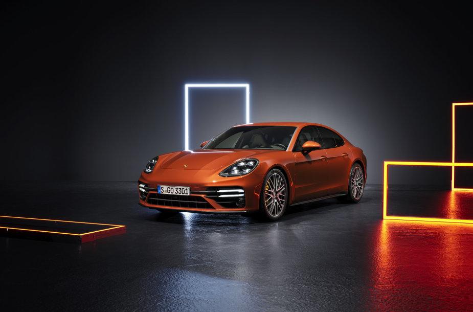 """Porsche Panamera Turbo S"""