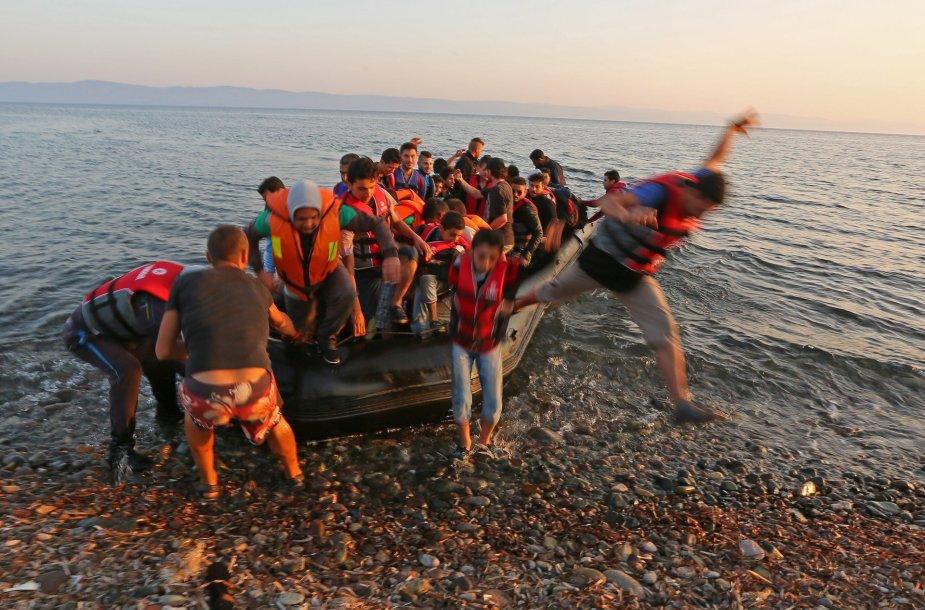 Pabėgėliai Europoje