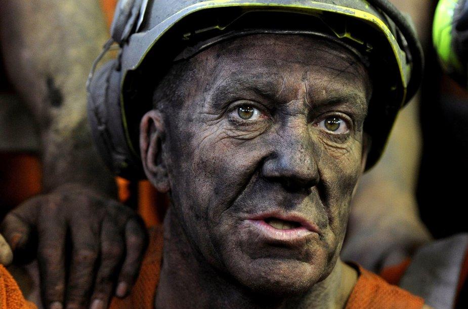 Uždaryta anglies kasyklų šachta