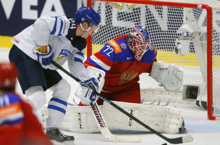 Ledo ritulys: Rusija – Suomija