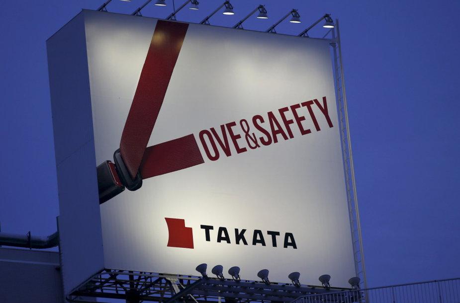 """Takata"" reklama"
