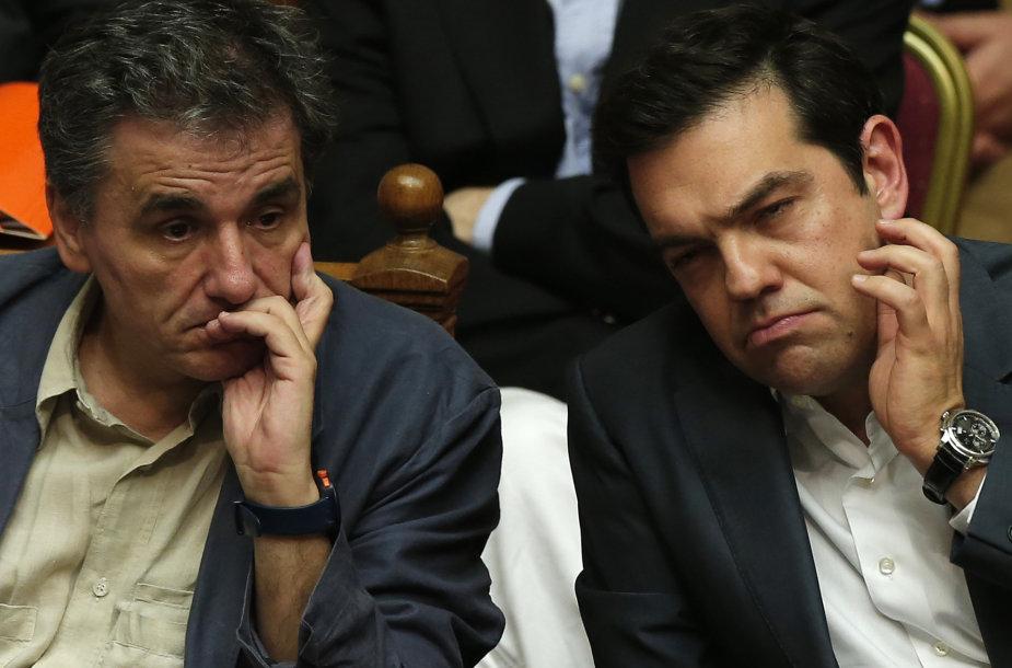 Debatai Graikijos parlamente