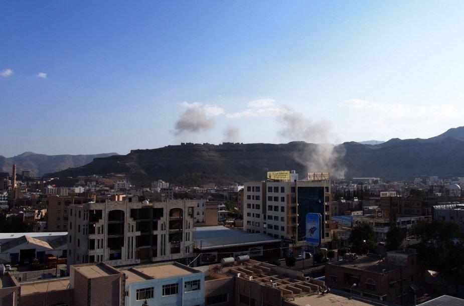 Oro ataka Jemene