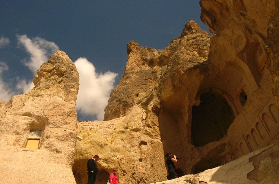 Kapadokijos urvai