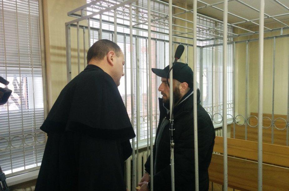Gruzinas Gurami Lobjanidze nuteistas 14 metų laisvės atėmimo bausme
