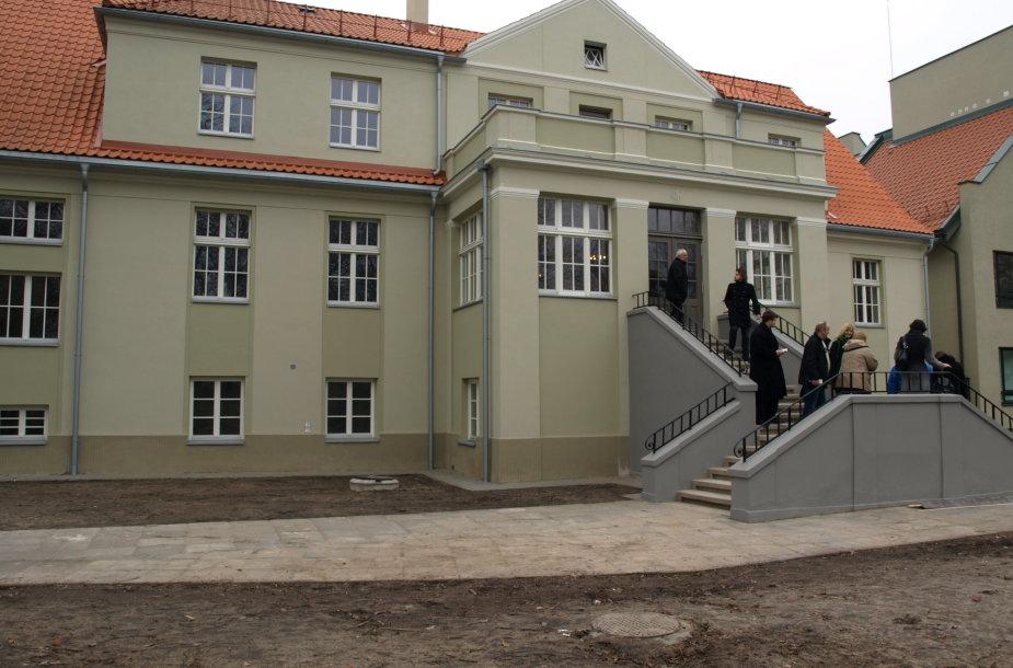 Atnaujintas Rumpiškės dvaras Klaipėdoje