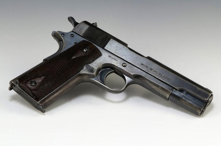 """Colt"" pistoletas"