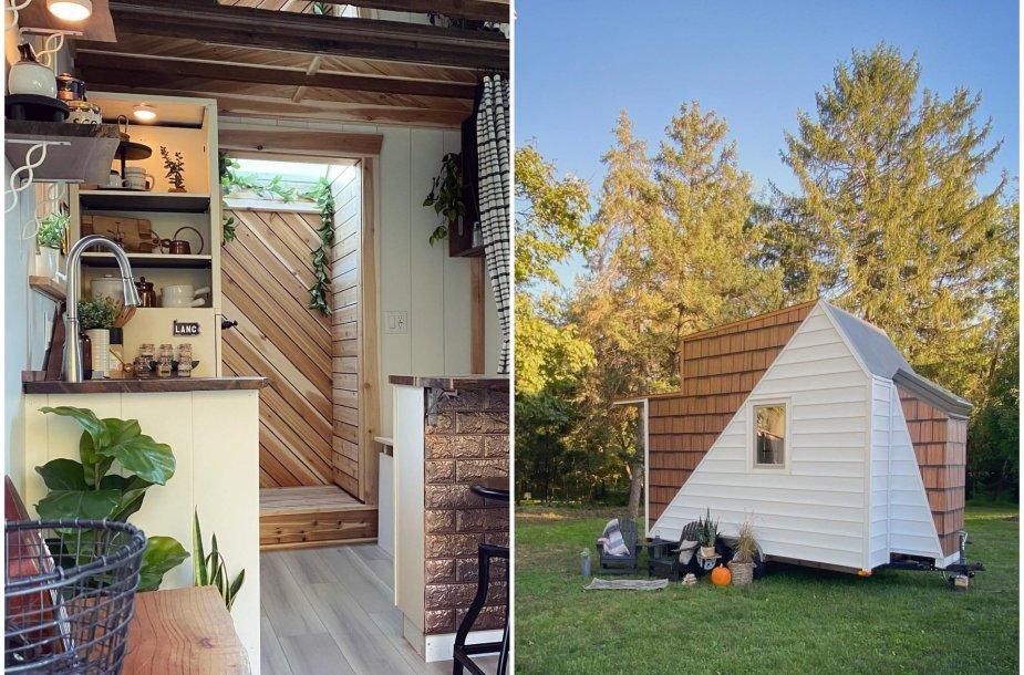 """CoMak Tiny Homes"" namelis"