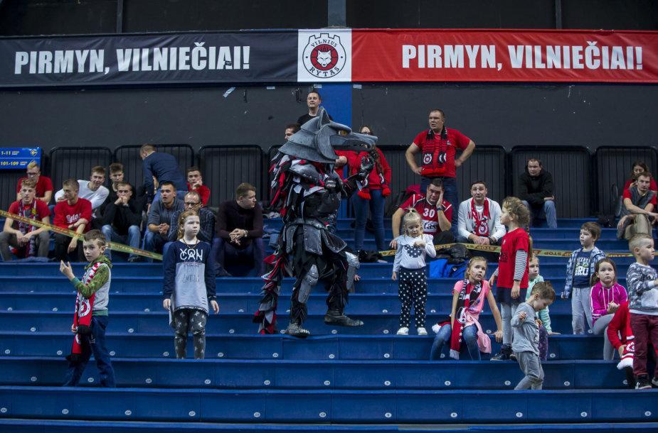 """Vilniaus """"Rytas"""" - Kauno """"Žalgris"""""""