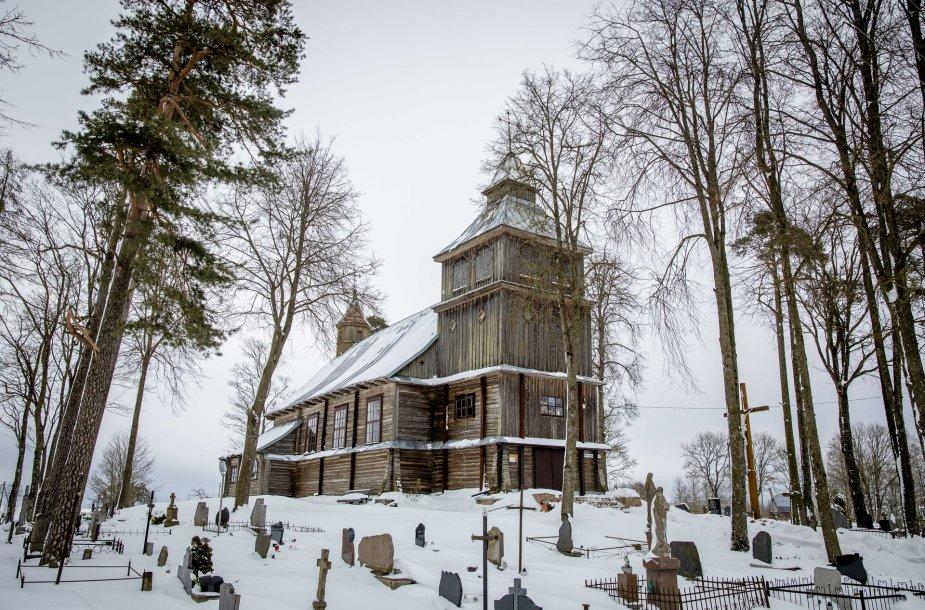 Alionių Švč. Mergelės Marijos nekaltojo prasidėjimo bažnyčia