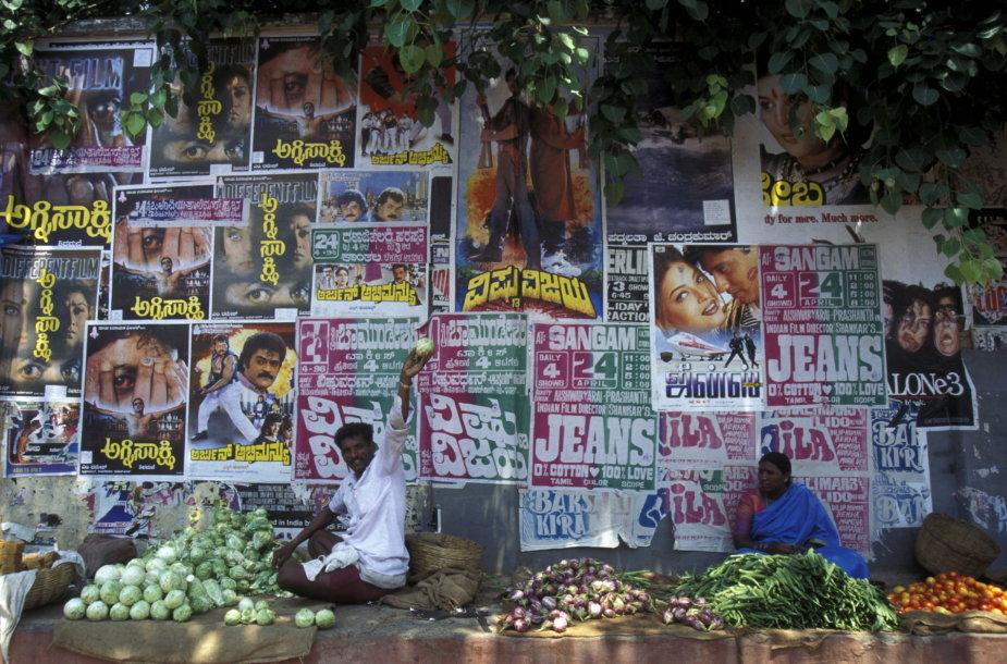 Bolivudo filmų plakatai