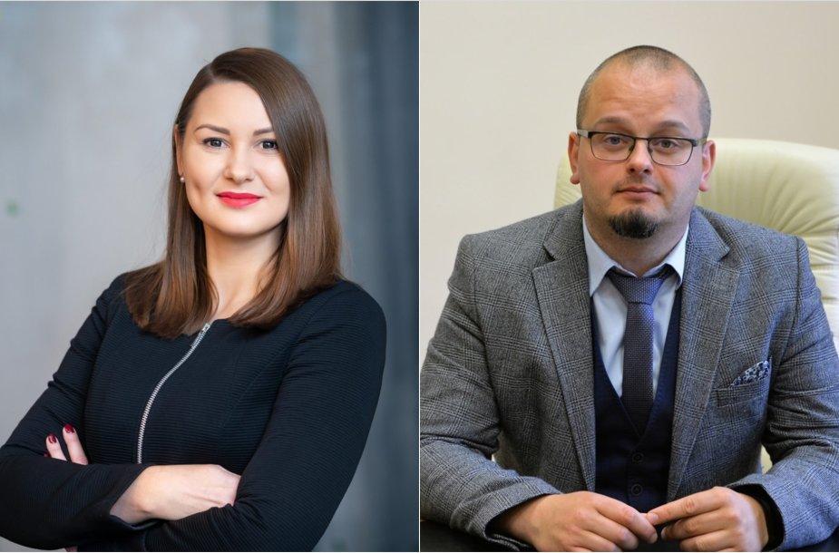 Ieva Dirmaitė, Karolis Vaitkevičius