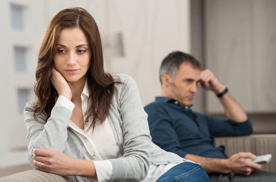 Kokios yra penkios pagrindinės pykčio priežastys?
