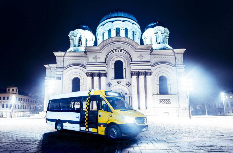 """""""Kautra"""" maršrutiniai taksi"""
