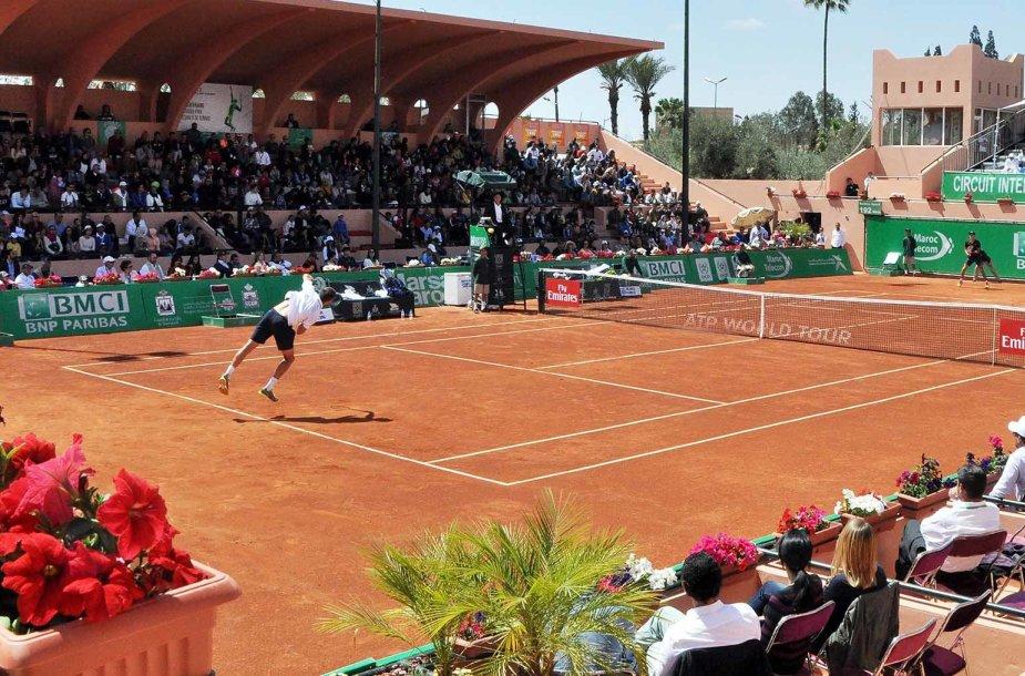 ATP turnyras Marakeše
